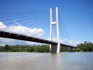 A Bridge from where I live