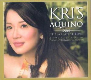 Kris Aquino ~ The Greatest Love