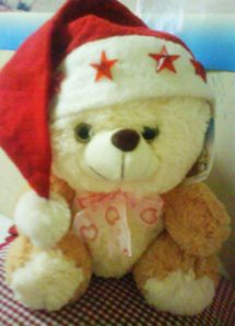 Merry Xmas from Baby Bear~!