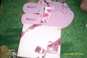 Baylis & Harding *pink* And Pink Slippers♥