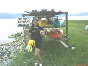 Kayak~!!