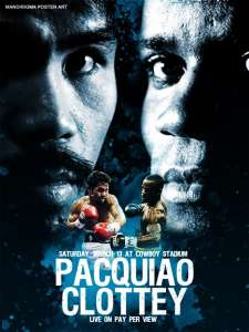 pacquiao~clottey : The Event