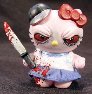 凱蒂貓殺手