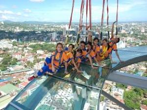 SkyWalk!!
