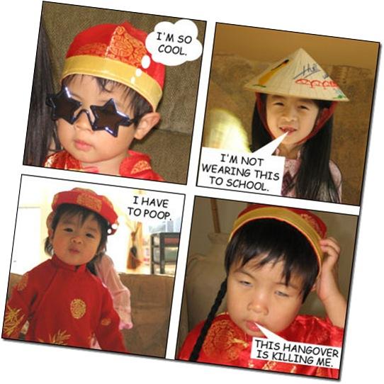 comic kids